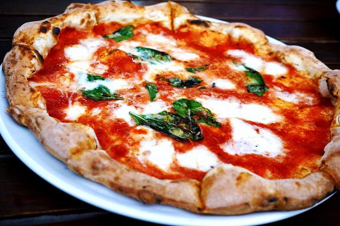 Италианска пица Маргарита