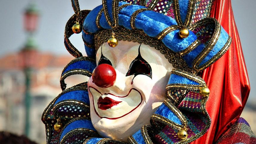 Венециански клоун
